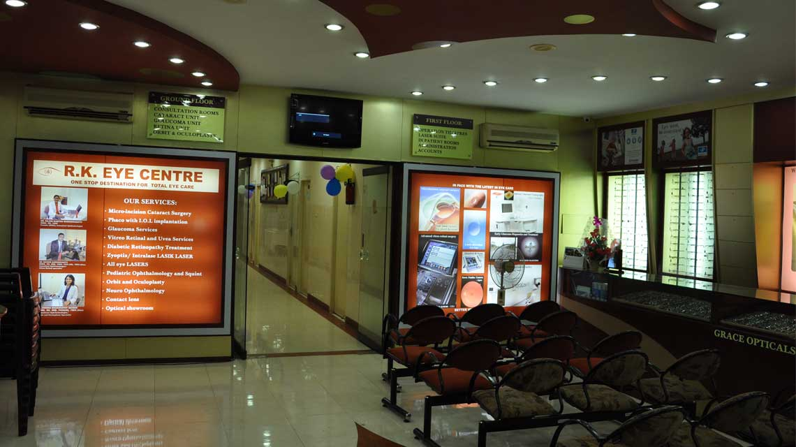best eye clinic in chennai - RK Eye Centre